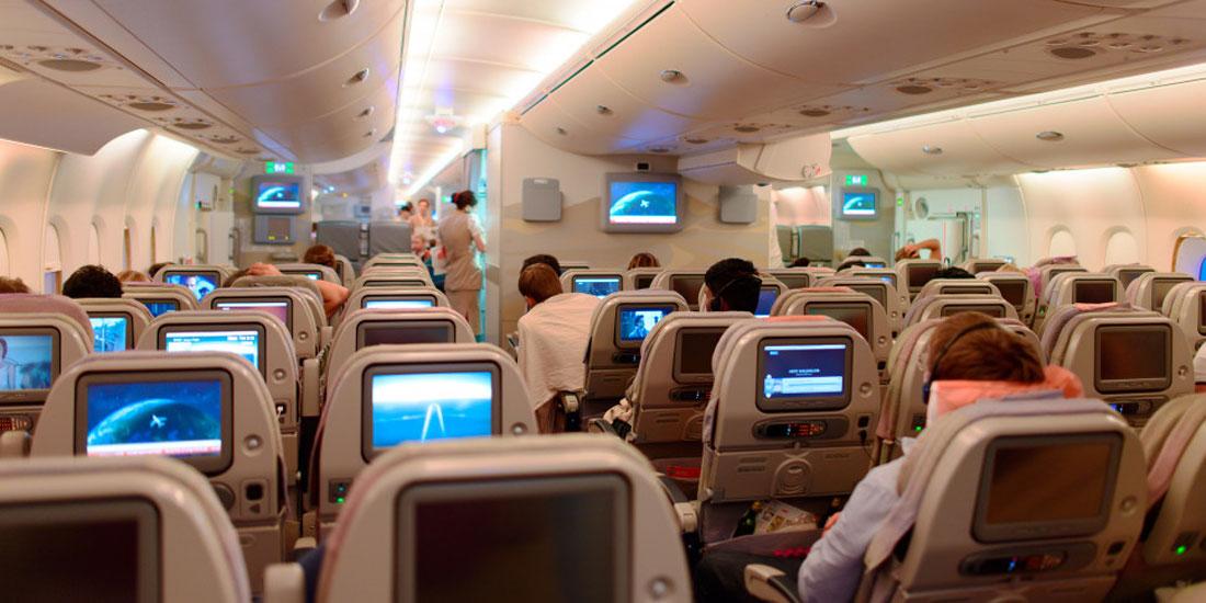 Αμερικανική μελέτη επιβεβαιώνει τον μικρό κίνδυνο στον ιό στη διάρκεια αεροπορικής πτήσης