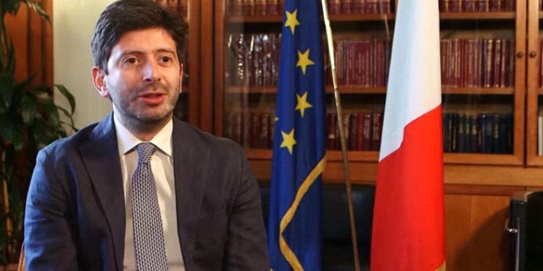 Ιταλία: «Βλέπουμε το φως στο τέλος του τούνελ, αλλά πρέπει να είμαστε προσεκτικοί», δήλωσε ο υπουργός Υγείας