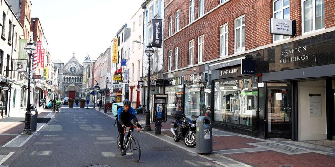 Σήμερα οι αποφάσεις στην Ιρλανδία για τη σταδιακή επαναλειτουργία των καταστημάτων και εστιατορίων