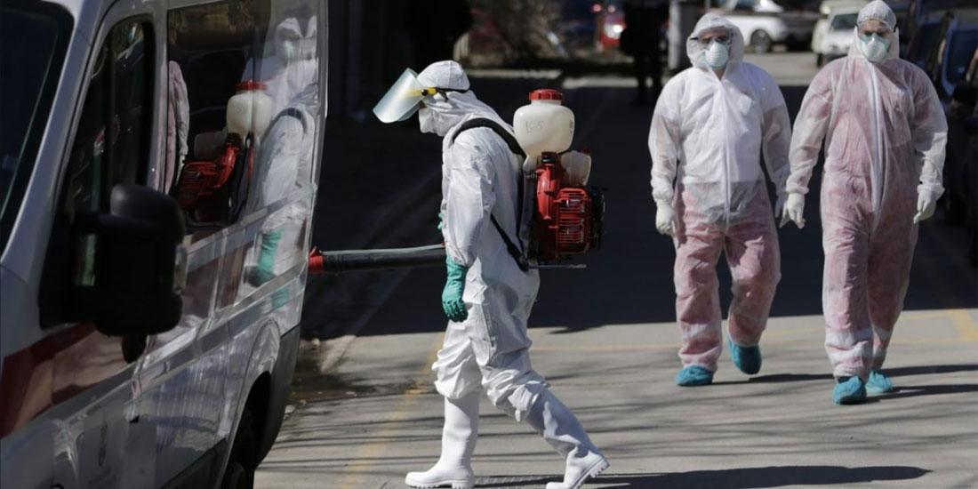 Σερβία: Ο ιός δεν υποχωρεί, συνεχίζεται ο εμβολιασμός σε νοσοκομεία και γηροκομεία