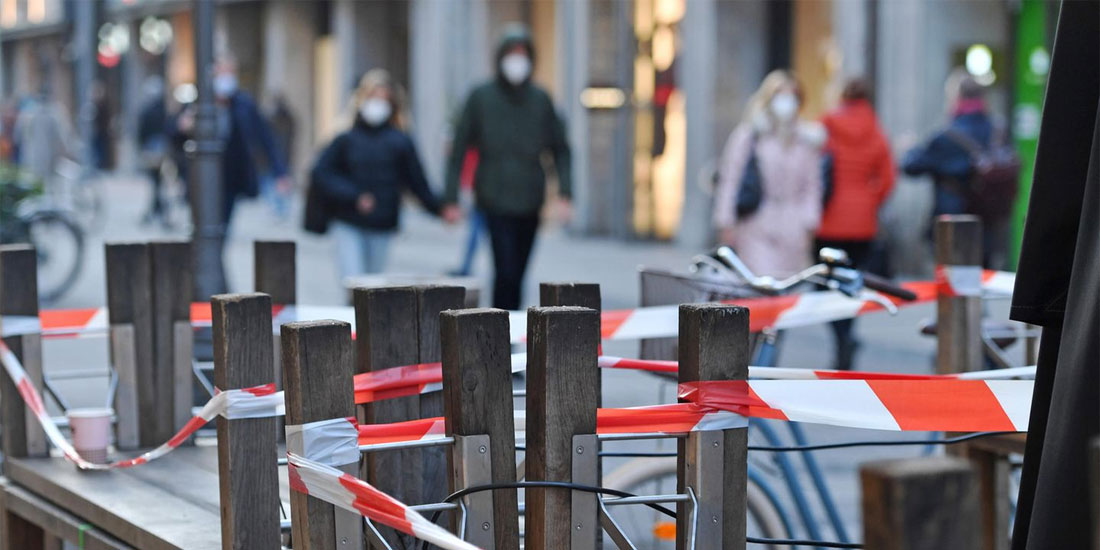 Γερμανία: Προς παράταση των περιοριστικών μέτρων οδεύει η κυβέρνηση
