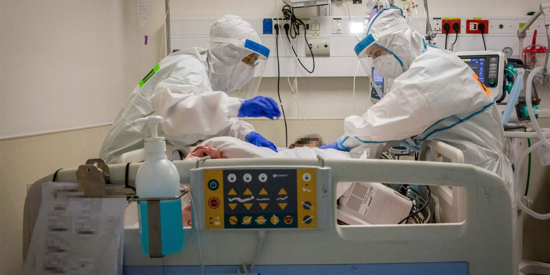 COVID-19:  Αυξημένη επίπτωση για οργανικό ψυχοσύνδρομο και κώμα σε ασθενείς με που νοσηλεύονται σε ΜΕΘ