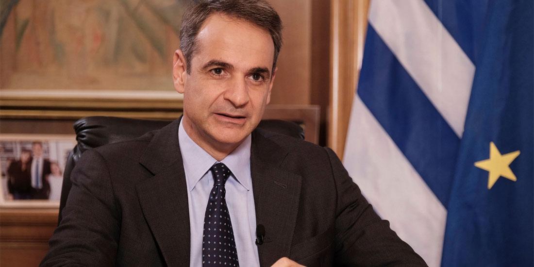 Κυρ. Μητσοτάκης: Ο κρατικός μηχανισμός κάνει το καλύτερο δυνατόν για να κρατήσει τους δρόμους ανοικτούς