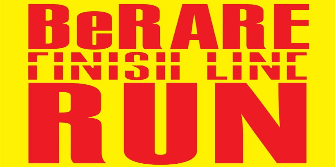 #BeRareFinishLineRun: Virtual run αφιερωμένο στην Παγκόσμια Ημέρα Σπάνιων Παθήσεων
