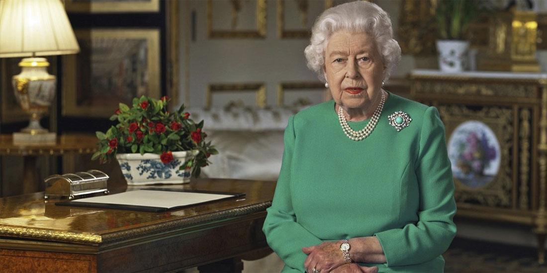 Μήνυμα από τη βασίλισσα Ελισάβετ για τον εμβολιασμό