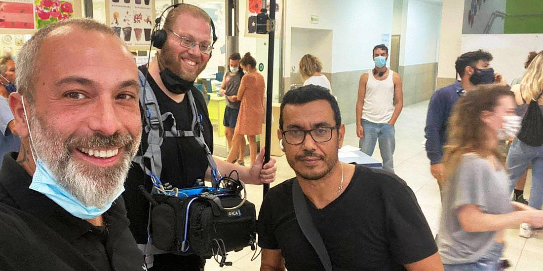 Έλληνας δημοσιογράφος στέλνει αισιόδοξο μήνυμα από το Τελ Αβίβ