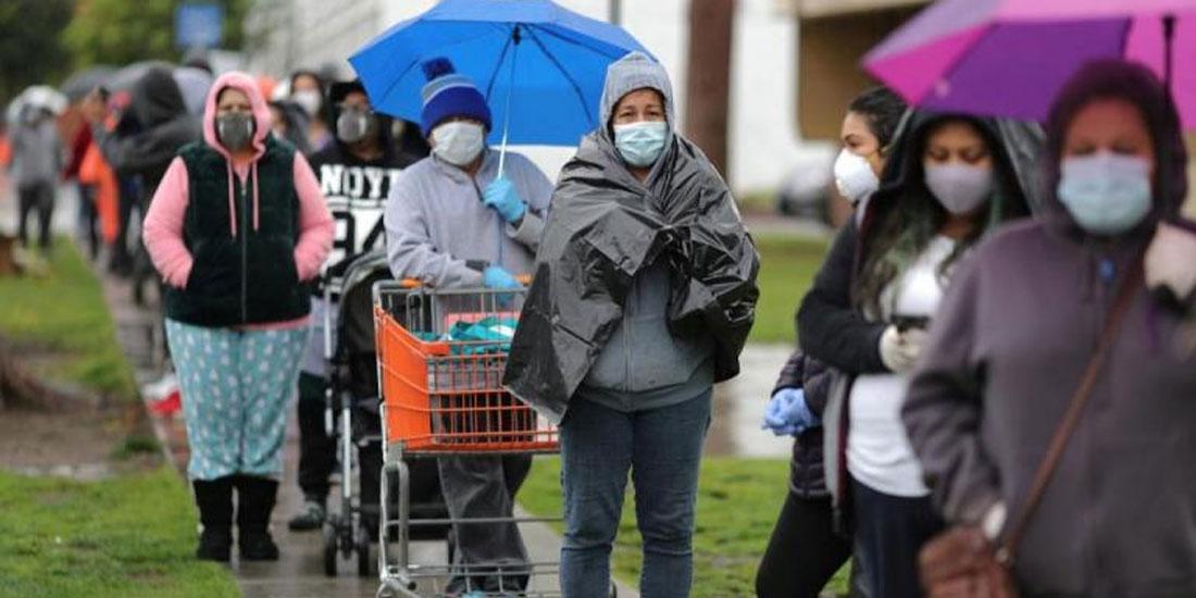 Διεθνές Νομισματικό Ταμείο: «Οι ανισότητες που έφερε η πανδημία ενδέχεται να πυροδοτήσουν αναταραχές σε πολλές χώρες»