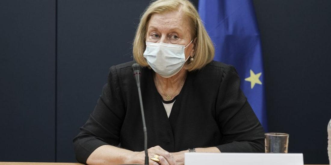 Μαρία Θεοδωρίδου: «Δε συνιστάται πριν τον εμβολιασμό αντιπηκτική αγωγή»