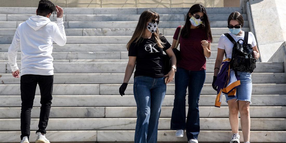 Είναι τελικά απαραίτητες οι μάσκες στους εξωτερικούς χώρους;