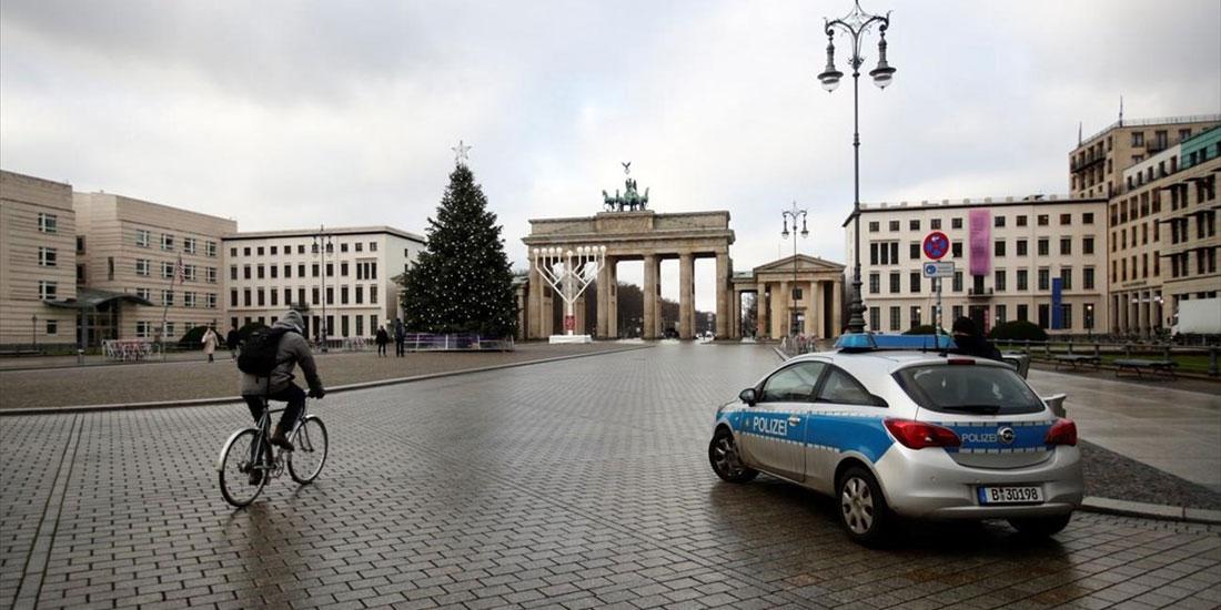 Γερμανία: 306 θάνατοι εξαιτίας της COVID-19, πάνω από 24.300 κρούσματα του νέου κορονοϊού σε 24 ώρες