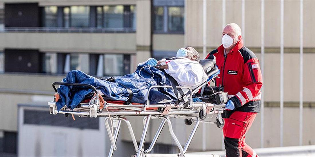 Ρωσία-κορονοϊός: Σε 8.489 ανέρχονται τα νέα κρούσματα που καταγράφηκαν το προηγούμενο 24ωρο και σε 336 οι θάνατοι