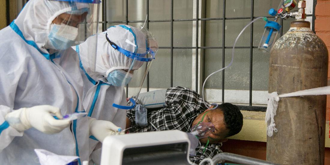 Συγκλονίζουν οι γιατροί στην Ινδία