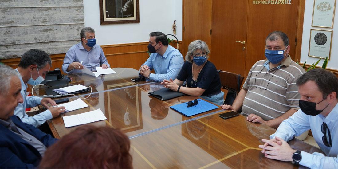 Έρευνα για τις οικονομικές επιπτώσεις της πανδημίας στη Κρήτη