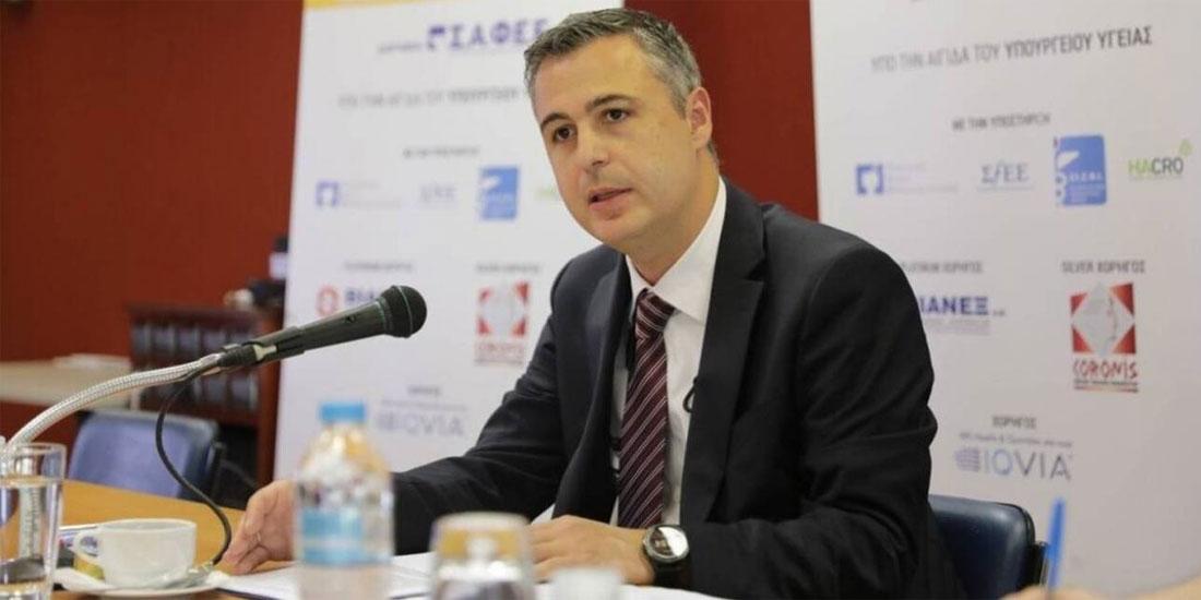 Γ. Κωτσιόπουλος: Προς έγκριση από το Ταμείο Ανάκαμψης το Εθνικό Πρόγραμμα για τον ψηφιακό μετασχηματισμό της Υγείας