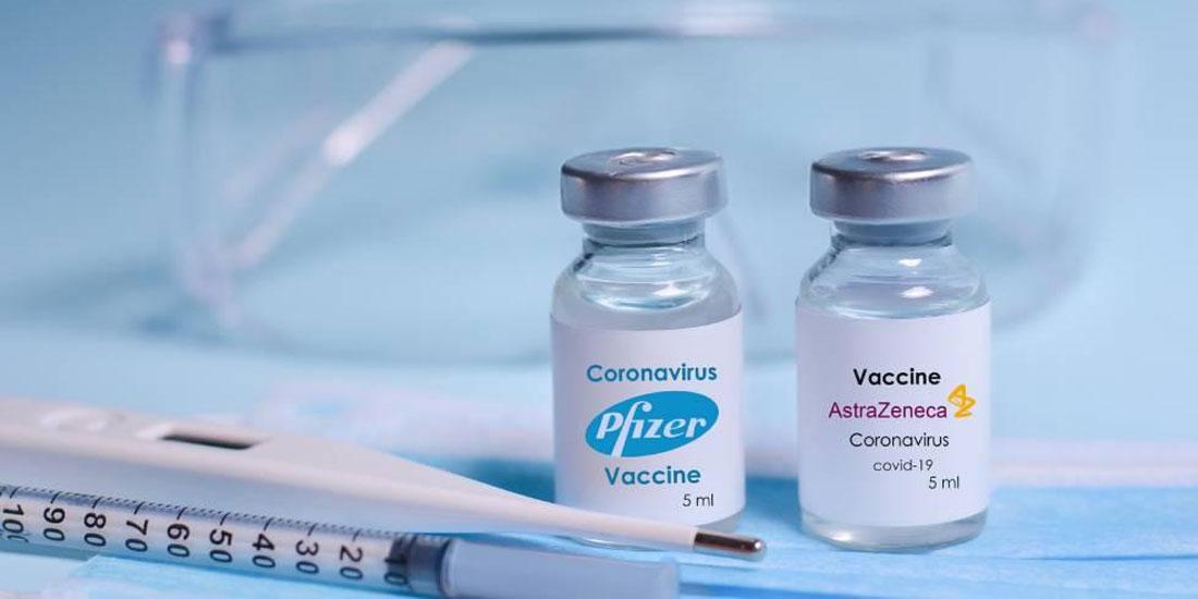 ΕΡΕΥΝΑ: Δύο δόσεις των εμβολίων της Pfizer ή AstraZeneca είναι αποτελεσματικές κατά του παραλλαγμένου στελέχους Δέλτα