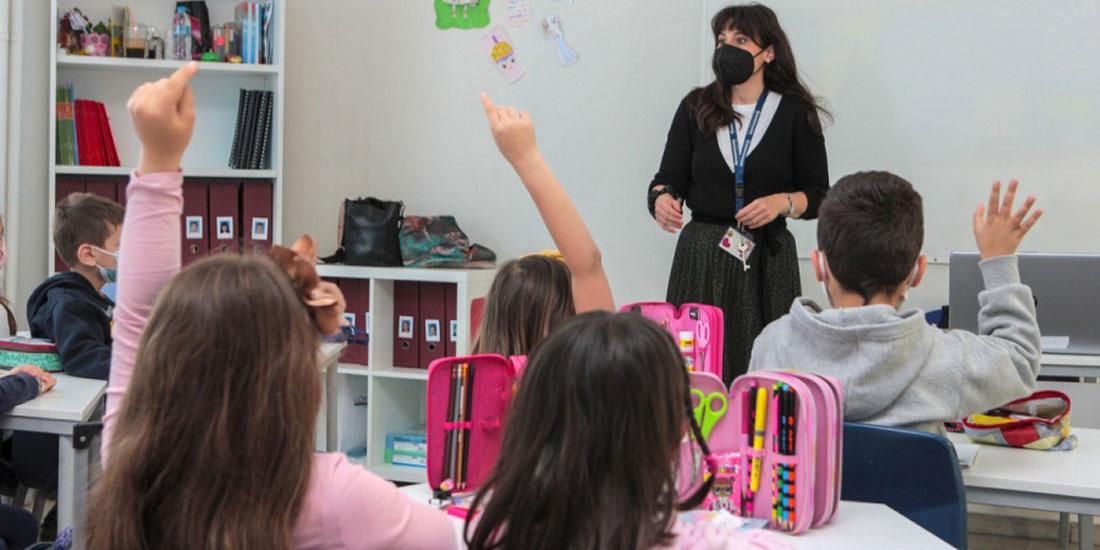 Με βεβαίωση εμβολιασμού, νόσησης ή αρνητικού rapid test ή PCR η είσοδος εκπαιδευτικών στα σχολεία