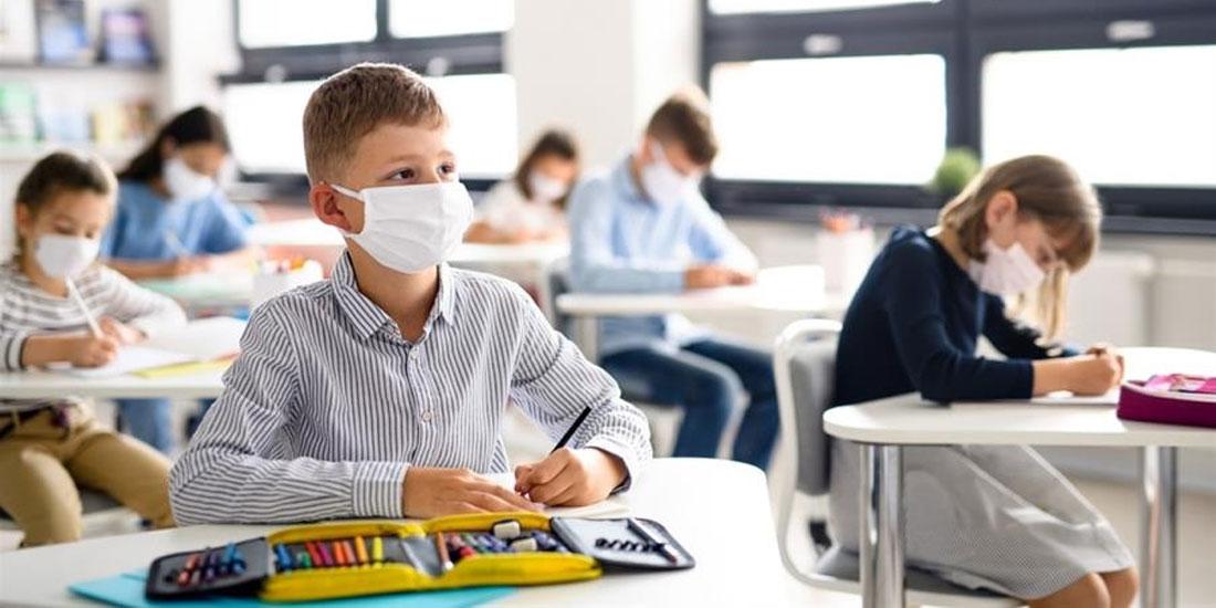 ΗΠΑ: Στο τραπέζι ξανά η χρήση μάσκας στα σχολεία