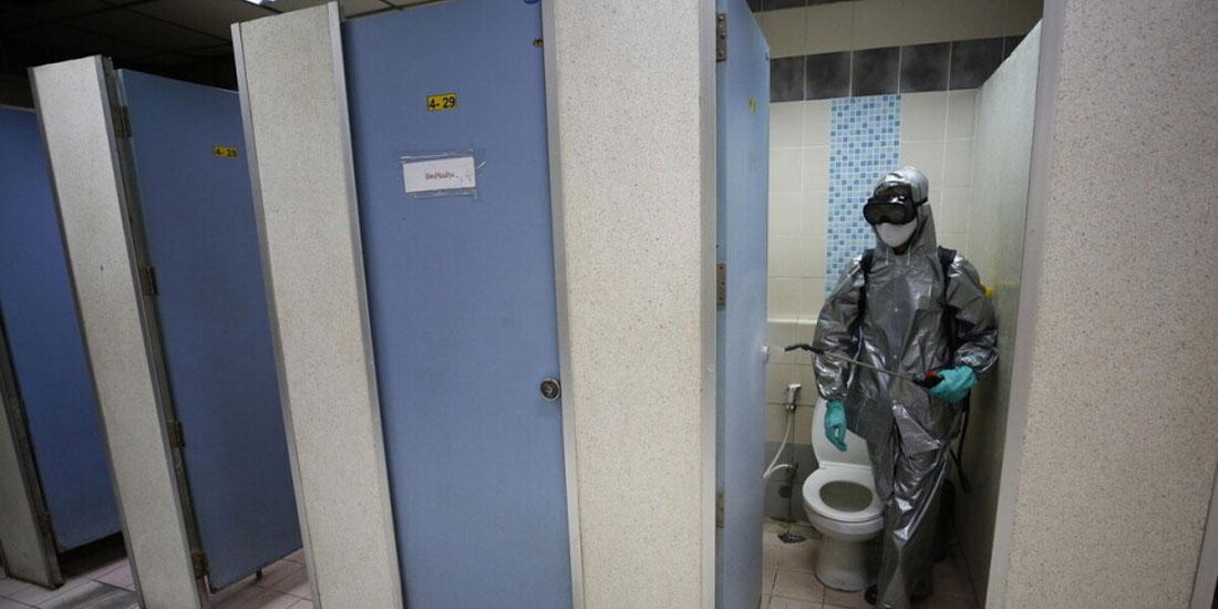 Διεθνής Μελέτη: Μικρός ο κίνδυνος να κολλήσει κανείς κορωνοϊό σε δημόσια τουαλέτα