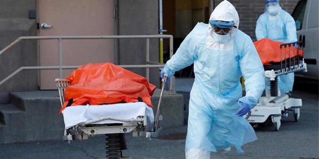 Ξεπέρασε σε θανάτους ο κορωνοϊός την Ισπανική γρίπη στις ΗΠΑ