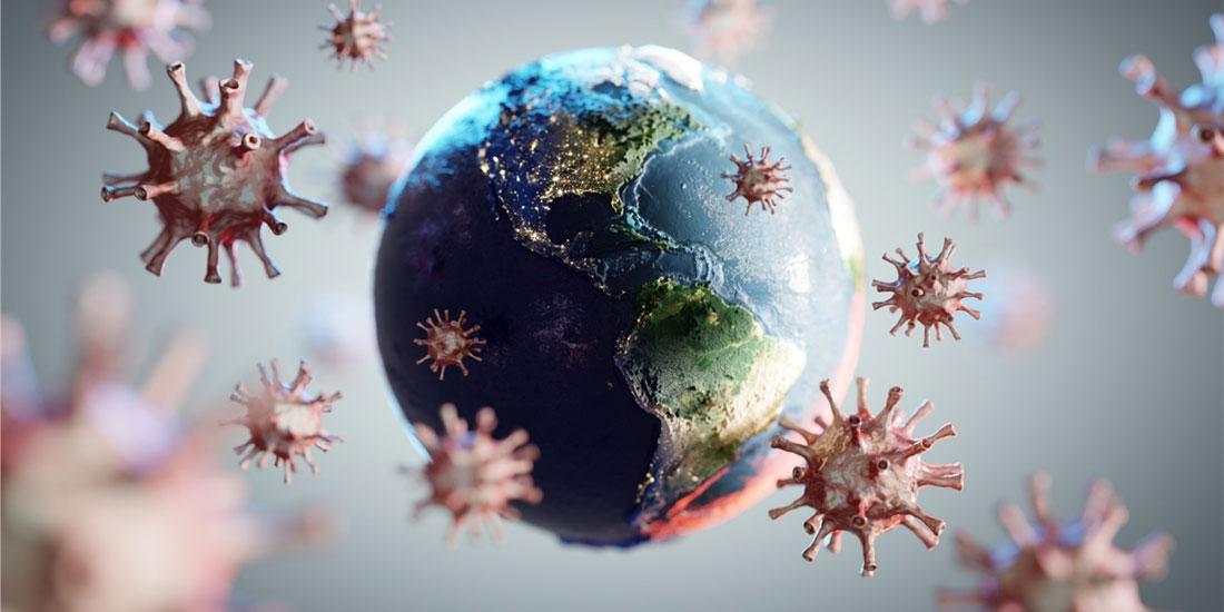 Ο ημερήσιος απολογισμός του Sars- CoV-2 στον κόσμο