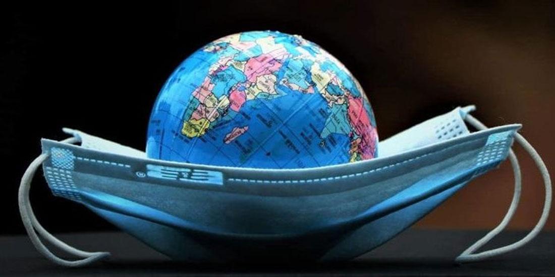 Ο ημερήσιος απολογισμός του Sars CoV-2 στον κόσμο