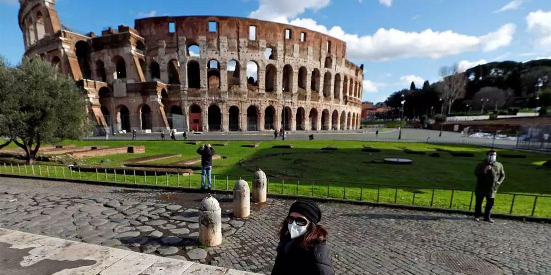 Χαλαρώνουν τα μέτρα στην Ιταλία