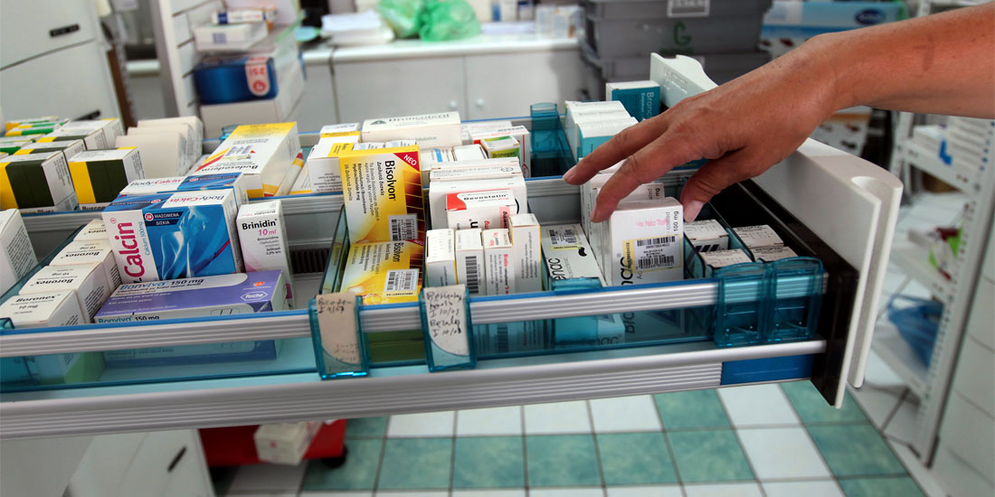 Έρευνα για τη μείωση των λαθών στα χορηγούμενα φάρμακα σε ενδονοσοκομειακούς ασθενείς