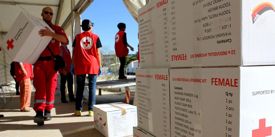 Αποχωρεί ο Ερυθρός Σταυρός από το Κέντρο Φιλοξενίας Λαυρίου μετά από  48 χρόνια