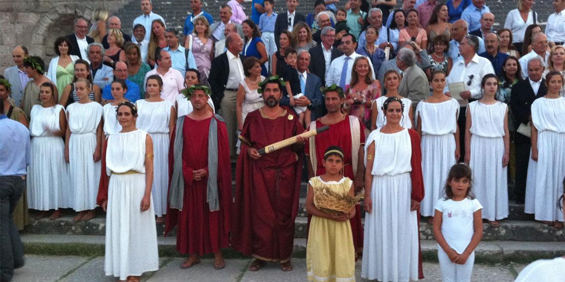 Ο Όρκος του Ιπποκράτη αναβιώνει στην Κω για τρίτη συνεχή χρονιά