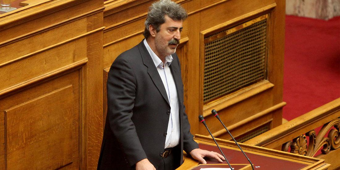 Με μαντινάδα απάντησε στη ΝΔ ο Παύλος Πολάκης για τη σύσταση Προανακριτικής Επιτροπής