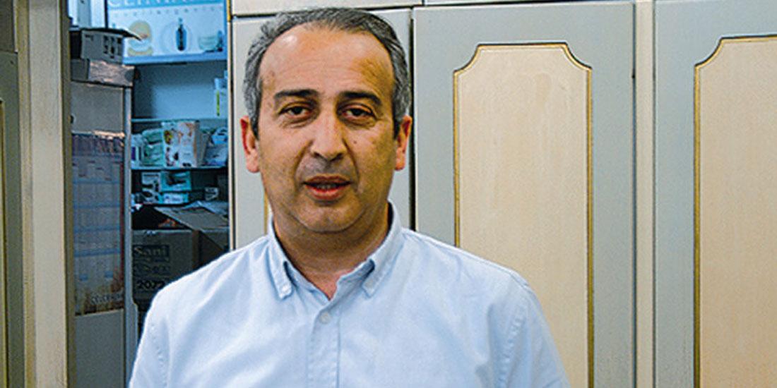 Νίκος Φουτούλης, πρόεδρος ΦΣ Δωδεκανήσου: «Έχουμε πρόβλημα με τις ελλείψεις και έχουμε ζητήσει επανειλημμένως να εφοδιάζονται κατά προτεραιότητα τα νησιά»