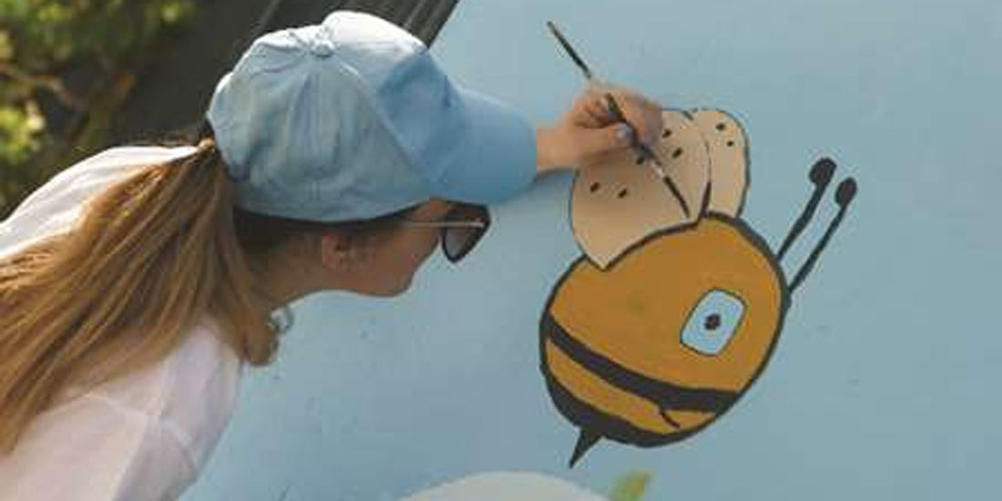 «GENEROUS School»: Δημιουργική δράση για τα παιδιά