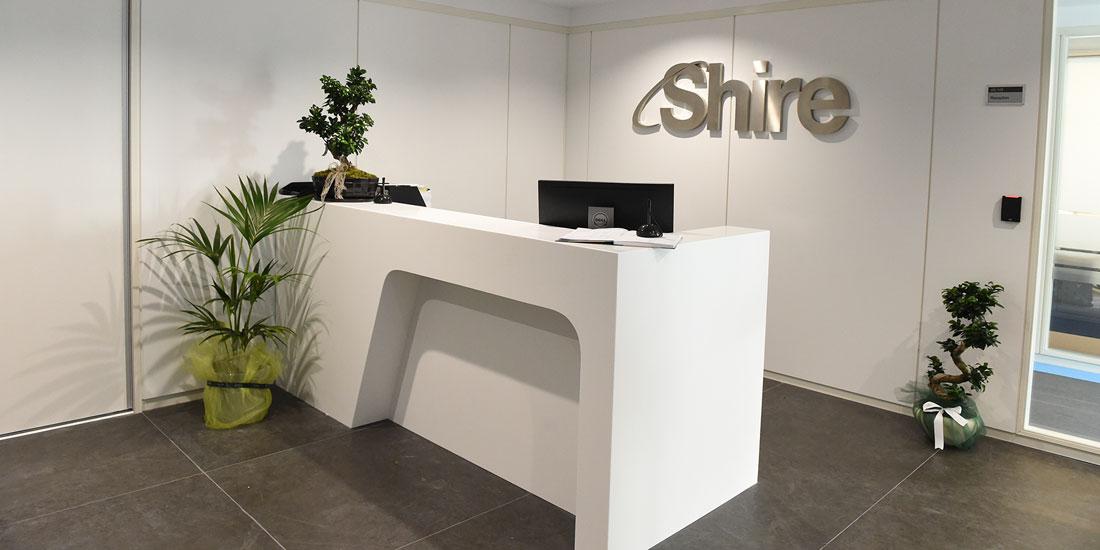 SHIRE HELLAS: Εγκαινίασε τα νέα της γραφεία