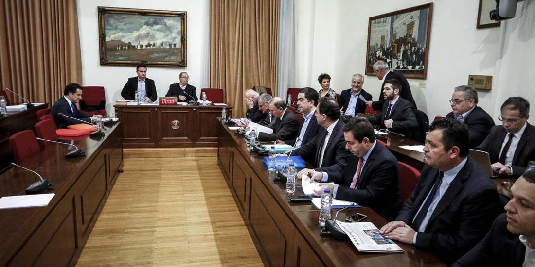 Στοιχεία για όλες τις φαρμακευτικές ζητά η εξεταστική επιτροπή της Βουλής
