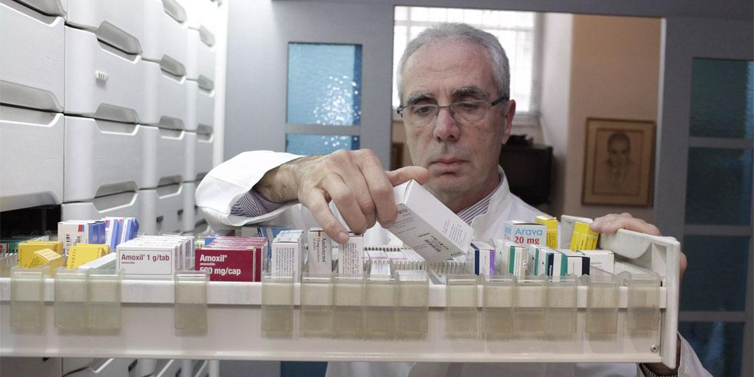 Ο Κ. Λουράντος στο DailyPharmaNews για τη σύμβαση που υπέγραψε ο ΦΣΑ με το ΤΥΠΕΤ για τα ΦΥΚ: Θα μοιραστούν σε όλους χιλιάδες ευρώ που κέρδιζαν 2-3 φαρμακεία
