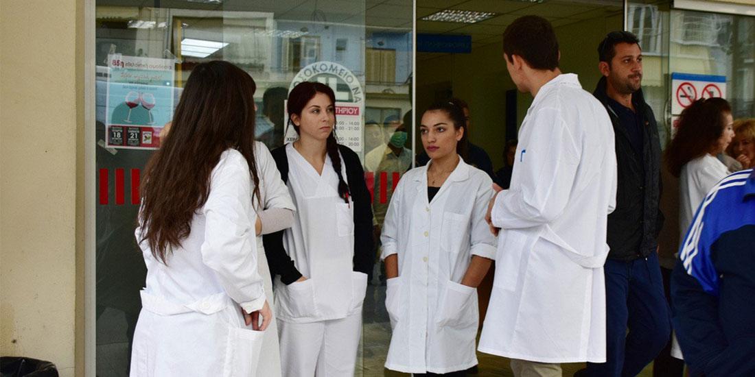 Διαμαρτυρίες και στάση εργασίας αύριο στα νοσοκομεία της Αττική