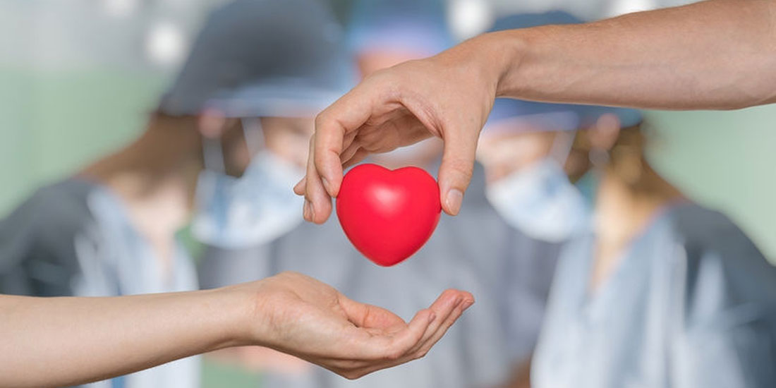 6 Ιουνίου - Παγκόσμια Ημέρα Μεταμοσχεύσεων