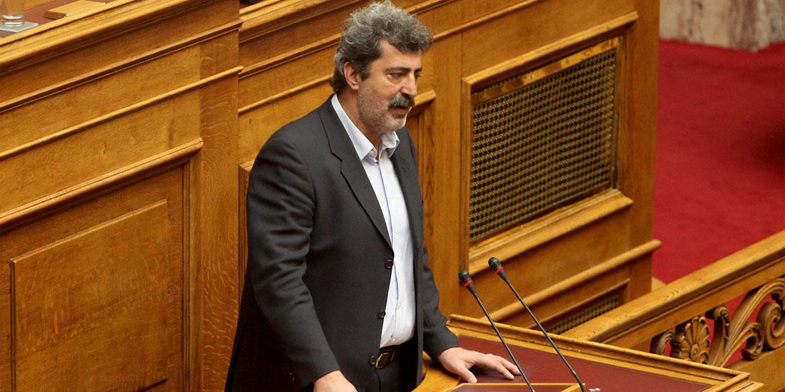 Π. Πολάκης: «Προβλήματα υπάρχουν, δεν υπάρχει όμως η κακομοιριά που υπήρχε τον Γενάρη του 2015».