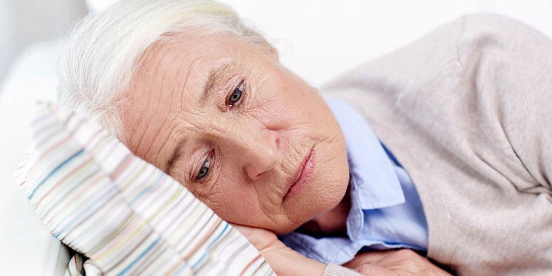 Η κατάθλιψη είναι πιο σοβαρή στους ηλικιωμένους από ό,τι στους νέους