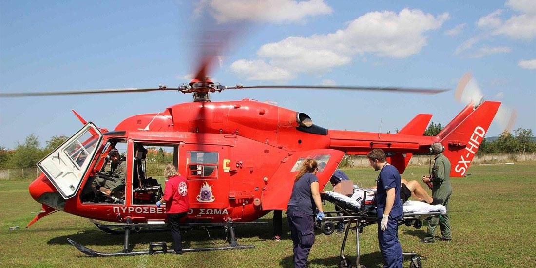 Πάνω από 120 ασθενείς μεταφέρθηκαν από τη νησιωτική χώρα με μέσα της Πολεμικής Αεροπορίας, τον Μάιο