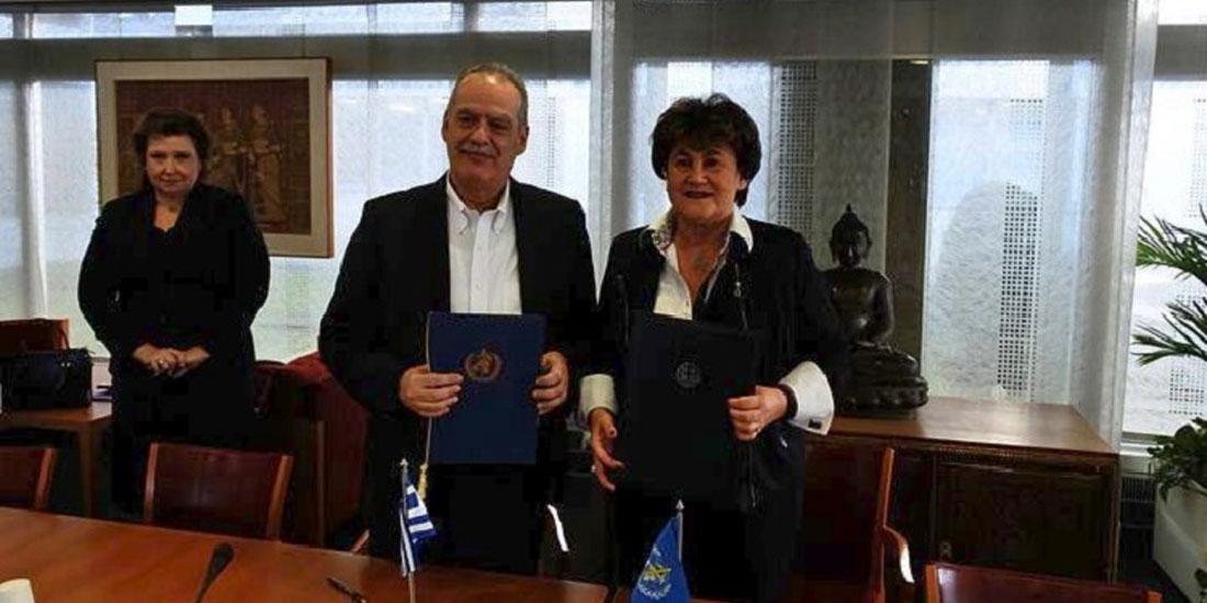 Σήμερα τα επίσημα εγκαίνια του Γραφείου του ΠΟΥ στην Αθήνα