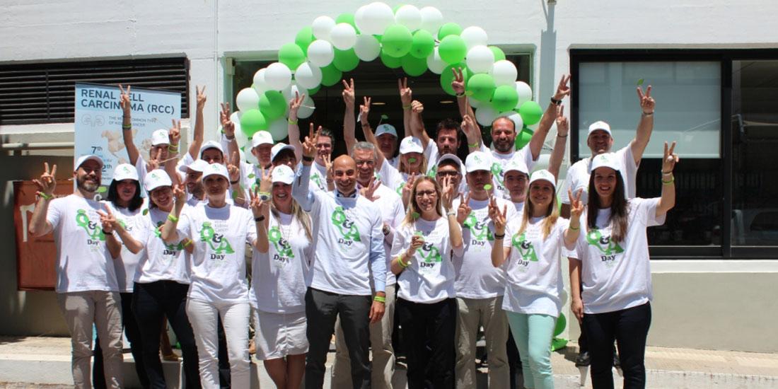 Παγκόσμια Ημέρα Kαρκίνου του Nεφρού:  H Ipsen συμμετέχει ενεργά στην ευαισθητοποίηση για τη νόσο