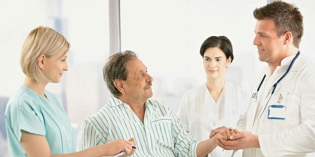 Η σχέση γιατρού-ασθενούς, είναι η βάση της θεραπείας