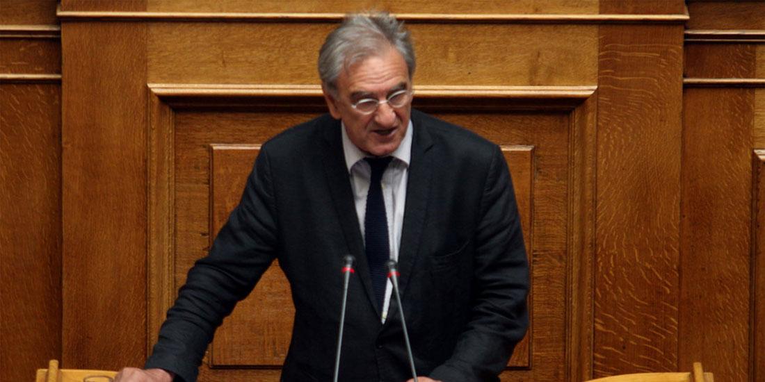 Βουλή: Να ενταχθούν όλες οι μορφές της σκλήρυνσης κατά πλάκας στον κατάλογο των μη αναστρέψιμων ασθενειών, ζήτησε ο Σπ. Λυκούδης.