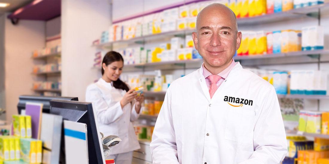 Άνοιγμα της Amazon στο χώρο της Υγείας με την απόκτηση online φαρμακείου