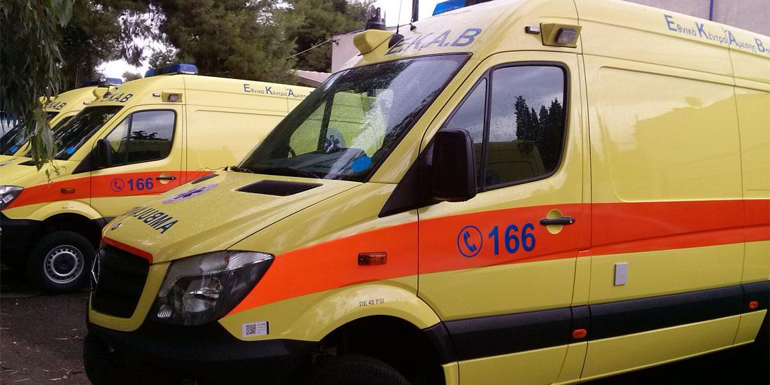 Εκατόν πενήντα εννέα χιλιάδες ευρώ από την Περιφέρεια Στερεάς Ελλάδας για συντήρηση ασθενοφόρων