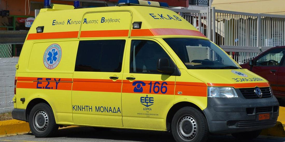 Με ίδιους πόρους προμηθεύεται το ΕΚΑΒ ασθενοφόρα για τα Παραρτήματά του