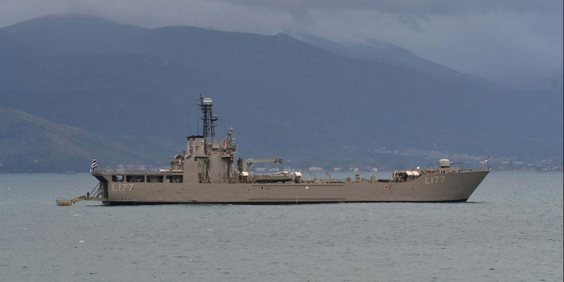 Με το αρματαγωγό  Ρόδος μεταφέρθηκαν ιατρικά απόβλητα από νησιά των Κυκλάδων και των Δωδεκανήσων