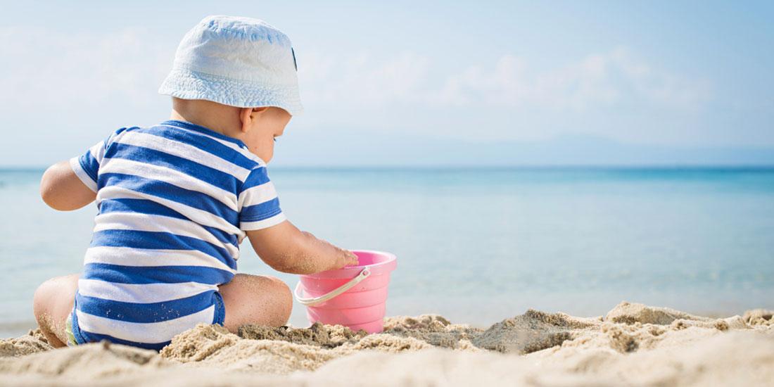 Πρώτες διακοπές με το μωρό σας: Τι να προσέξετε; Ποιες είναι οι ιδιαίτερες ανάγκες του;