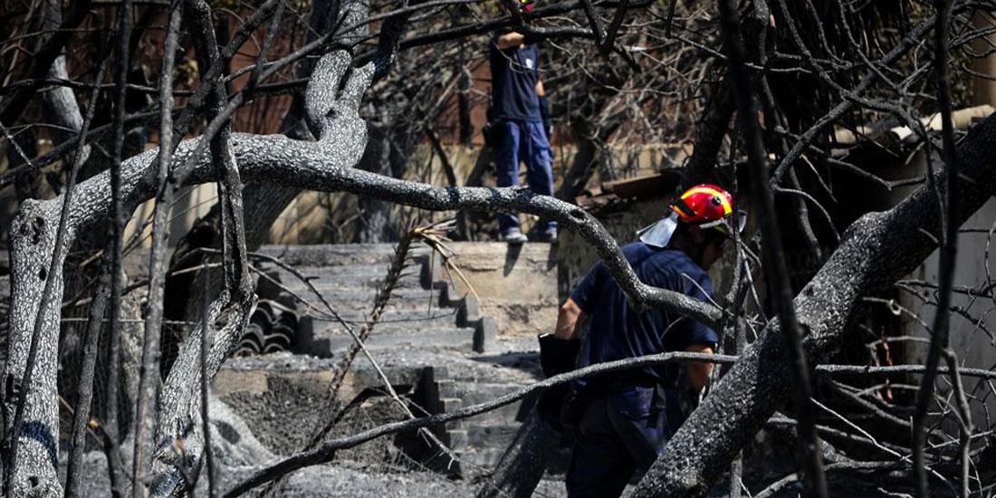 ΓΓ Πολιτικής Προστασίας: Προσβάσιμος ο κατάλογος με τα ονόματα των θυμάτων της πυρκαγιάς. - Έντονη αντίδραση από την ΠΟΕΔΗΝ